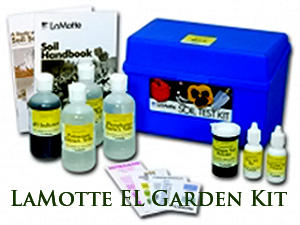 LaMotte Garden Test Kit pH N K P 5649